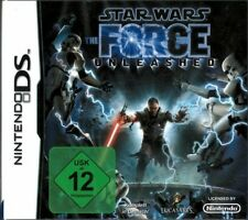 Artikelbild DS STAR WARS - THE FORCE UNLEASHED - NEU - OVP -