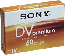 Artikelbild Sony Mini-Digital-Video-Kassette DVM 60 Premium o.Chip