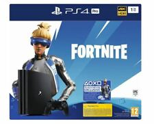 Artikelbild SONY PS4 PRO 1TB: Fortnite Neo Versa Bundle - NEU