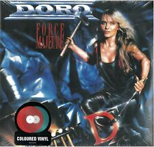 Artikelbild Doro Force Majeure Coloured Vinyl Pesch