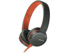 Artikelbild SONY On-ear Kopfhörer ORANGE 104 db MDR-ZX 660 APD kabelgebunden