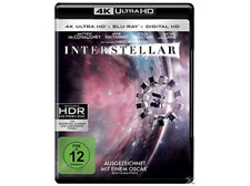 Artikelbild Interstellar - (4K Ultra HD Blu-ray + Blu-ray) - NEU - OVP -