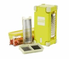 Artikelbild Orginal Genius TV 33840 Nicer Dicer Magic Cube Hobel Set 9 tlg.