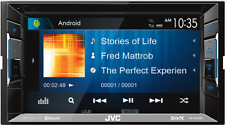 Artikelbild JVC KW-V230BT, DVD-Autoradio 15,7 cm Monitor Bluetooth USB MP3 WMA