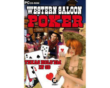 Artikelbild Western Saloon Poker - DVD - Texas Hold EM für PC