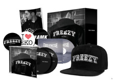 Artikelbild Eko Fresh - Freezy (Ltd.Fan Box) [CD + Merchandising]  NEU & OVP
