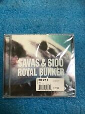 Artikelbild CD Royal Bunker Savas/Sido HipHop Rap Neu/OVP