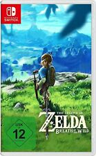 Artikelbild The Legend of Zelda: Breath of the Wild - Nintendo Switch - NEU