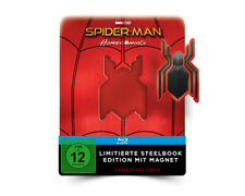 Artikelbild Spider-Man Homecoming Blu-Ray - Exklusive Steelbook mit Magnet