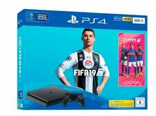 Artikelbild Sony PS4 500GB +FIFA 19+PS PLUS