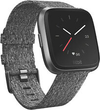 Artikelbild Fitbit Versa Special Edition Charcoal Woven