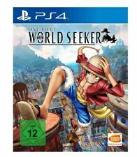 Artikelbild One Piece: World Seeker - PlayStation 4 NEU