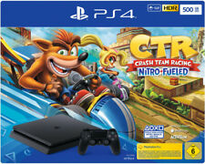 Artikelbild Sony Playstation 4 500 GB + Crash Team Racing Nitro Fueled