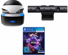 Artikelbild Sony PS4 VR + Kamera Camera + VR Worlds Voucher Virtual Reality NEU OVP