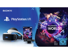 Artikelbild SONY PlayStation VR + Camera + VR Worlds Voucher Virtual Reality Brille NEU