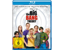 Artikelbild THE BIG BANG THEORY KOMPLETTE STAFFEL 9 BLU-RAY DISC
