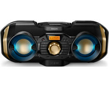 Artikelbild PHILIPS PX840T CD SOUNDMASCHINE SOUNDSYSTEM BOOMBOX BLUETOOTH RADIOPLAYER