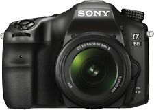 Artikelbild Sony Alpha SLT-A 68K Digitalkamera 24MP 18-55MM Full HD 79 Phasen CMOS