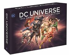 Artikelbild DC UNIVERSE 10TH ANNIVERSARY COLLECTION BLU RAY