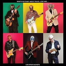 Artikelbild WHATS SO FUNNY ABOUT PEACE LOVE AND LOS STRAITJACKETS