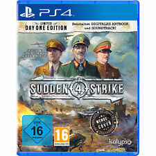 Artikelbild Sudden Strike 4 (PS4)