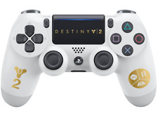 Artikelbild SONY Destiny 2 - PS4 Wireless DUALSHOCK Controller Weiß/Gold NEu