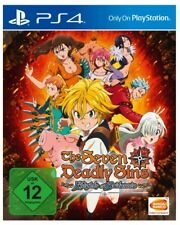 Artikelbild The Seven Deadly Sins - Knights of Britannia - PlayStation 4 NEU