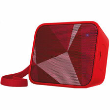 Artikelbild PHILIPS BT110R/00 Bluetooth Lautsprecher 4 Watt Rot kabellos USB