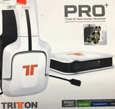 Artikelbild Mad Catz PC-Headset Tritton Pro + white