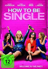 Artikelbild Entertainment DVD How to be Single DVD FSK12
