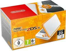 Artikelbild Nintendo DS / DSi / DSi XL / 3DS Konsole NEW 2DS XL weiß/orange