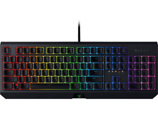 Artikelbild RAZER Blackwidow Green Switches mechanische Gaming Tastatur beleuchtet NEU
