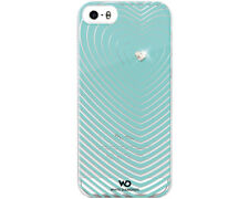 Artikelbild WHITE DIAMONDS Heartbeat Backcover für iPhone 5, iPhone 5s,  Mint