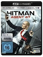 Artikelbild Hitman Agent 47 4K UltraHD + Blu-Ray + Digital HD NEU OVP