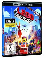 Artikelbild THE LEGO MOVIE 4K UltraHD + Blu-Ray HDR NEU OVP