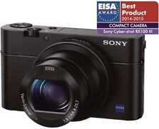 Artikelbild Sony DSC RX100 Digitale Kompaktkamera 20,2 MP NFC Full-HD Video NEU