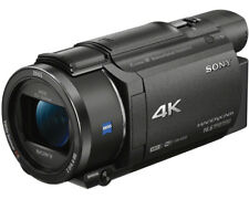 Artikelbild SONY FDR-AX53 Camcorder 4K, Exmor R CMOS 8.29 MP, 20x opt. Zoom