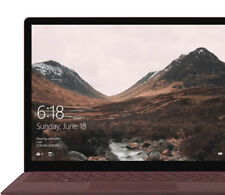 Artikelbild MICROSOFT Surface Laptop Intel® Core™ i5, 256 GB SSD, 8 GB RAM, Bordeaux Rot