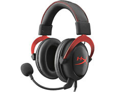 Artikelbild KINGSTON HYPERX CLOUD II KHX-HSCP-RD Rot Headset NEU