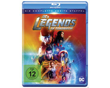 Artikelbild DC's Legends of Tomorrow: Die komplette 2. Staffel 3 Discs Blu-ray