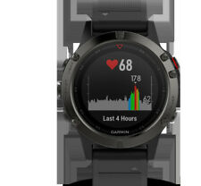 Artikelbild GARMIN FENIX 5, Smart Watch, Grau/Schwarz