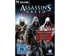 Artikelbild Assassin's Creed Ezio Trilogie PC Neu OVP