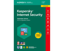 Artikelbild Kaspersky Internet Security Upgrade Code in a Box Neu OVP