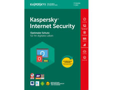 Artikelbild Kaspersky Internet Security 5 Geräte Code in a Box Neu OVP