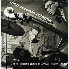 Artikelbild 2020452 Mod Records Cologne-Jazz  West Germany 1954-56  LP+CDs Various Artist