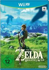 Artikelbild  Wii U Game  WIU THE LEGEND OF ZELDE:BREATH/THE LEGE