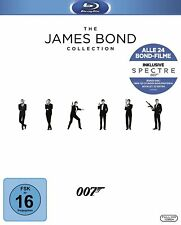 Artikelbild Bond CollectionJames Bond - alle 24 Filme BluRay, Neu & OVP