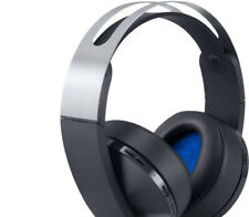 Artikelbild Playstation 4 PS4 Sony Wireless Headset Platinum 7.1 Virtual Surround