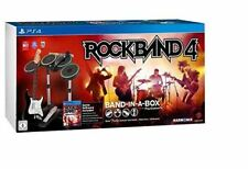 Artikelbild Mad Catz Rock Band 4 Band in a Box Software Bundle PS4