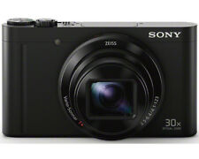 Artikelbild Sony DSC-WX500 schwarz Digitalkamera WiFi Full HD NFC HDMI 30x opt. Zoom Neu